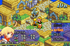Final Fantasy Tactics Advance - No where to run bangaa! - User Screenshot